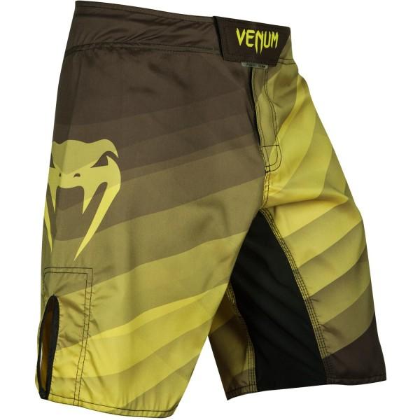 Шорты ММА Venum Dream Black/Yellow Venum (PSd-venshorts0283)