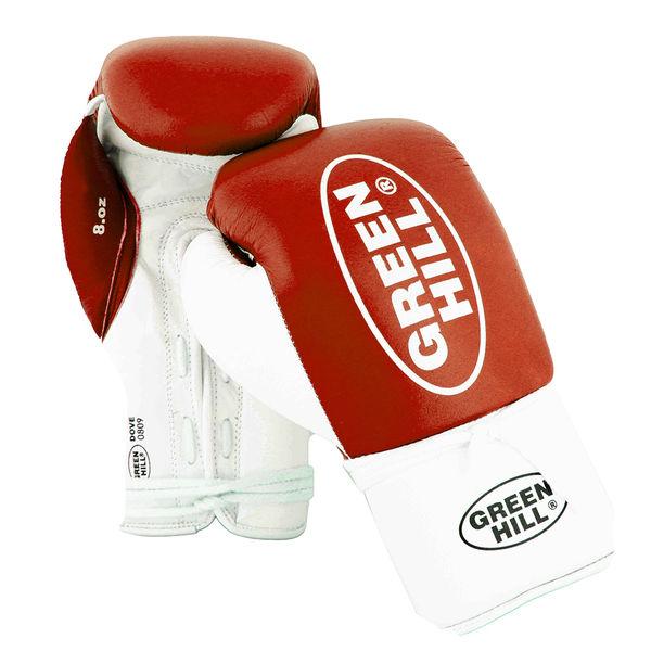 Боксерские перчатки Green Hill dove, 10oz Green Hill