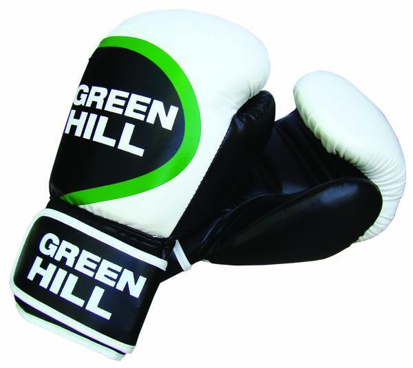 Перчатки боксерские WINNER, 14 oz Green Hill (BGW-2212)