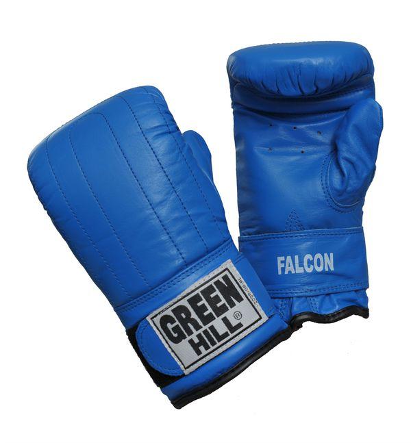 Перчатки снарядные falcon, Синий Green Hill (BMF-2069)