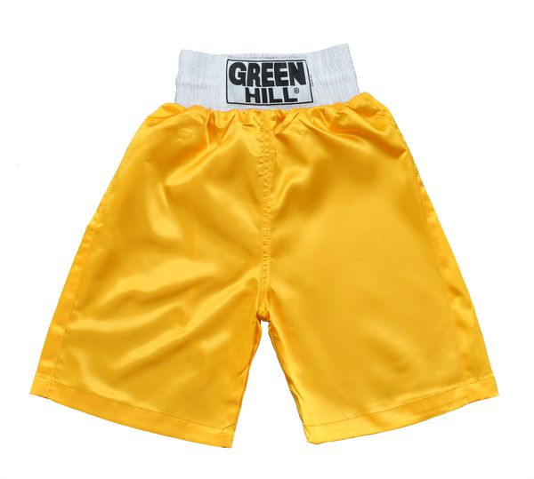 CLUB Трусы бокс /детские /, Желтый Green Hill