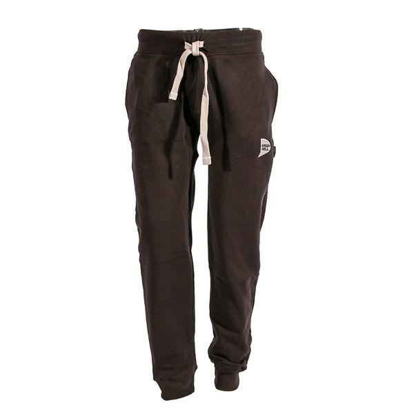 Тренировочные брюки на эластичных манжетах, Черный Green HillСпортивные штаны и шорты<br>Тренировочные брюки манжеты эластичные<br><br>Размер INT: L