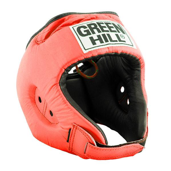 Шлем боксерский rex, Красный Green Hill
