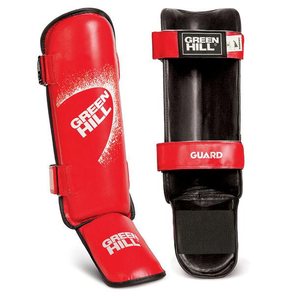 Защита голень + стопа guard, размер l , L Green Hill (SIG-0012)