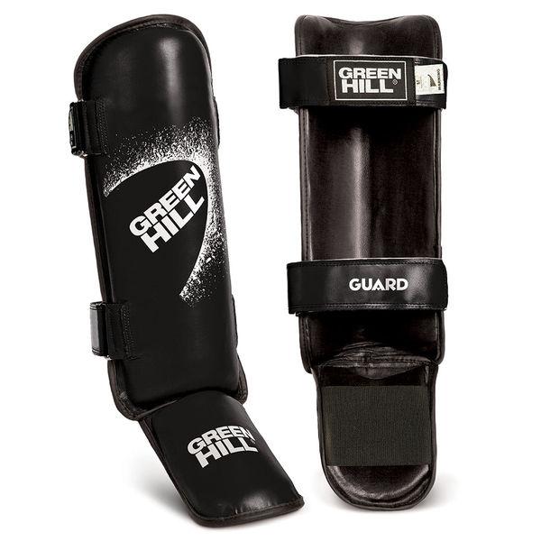 Защита голень + стопа guard, размер m, M Green Hill (SIG-0012)