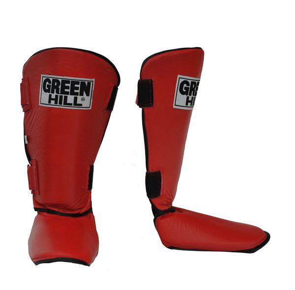 Защита голень + стопа strong, размер s, S Green Hill (SIPS-6135a)