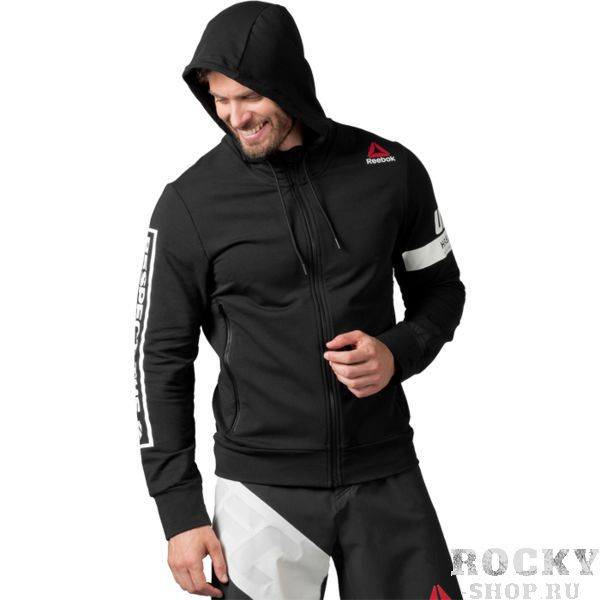 Кофта Reebok The Noble Fight Washed