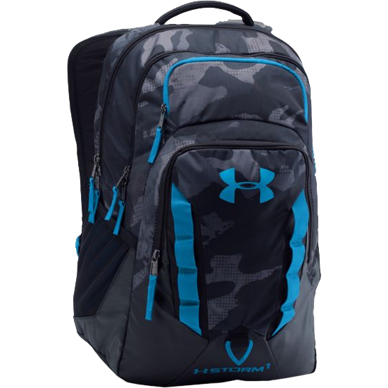 Рюкзак Under Armour Storm Recruit Black