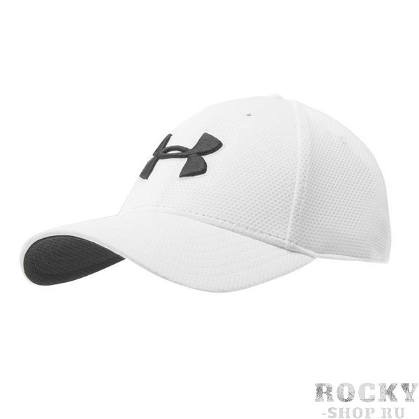 Бейсболка Under Armour Blitzing White