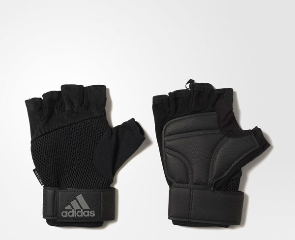Перчатки для фитнеса Training Gloves черные