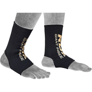 Голеностоп RDX Brace Socks Black