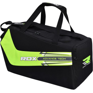 Спортивная сумка RDX Training Gym Black/Green