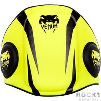 Пояс тренера Venum Elite Body Belly Protector Fluo Yellow