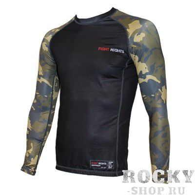 Рашгард Fight Nights Camo