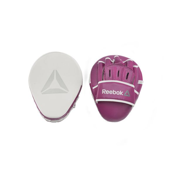 Лапы боксерские Reebok Retail Hook and Jab Pads - Purple