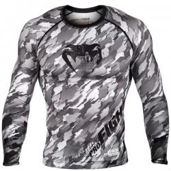 Рашгард Venum Tecmo L/S -Black/Grey