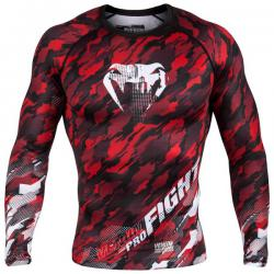 Рашгард Venum Tecmo L/S -Red