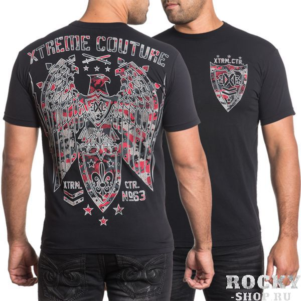 Футболка Xtreme Couture Full Brigade by Affliction