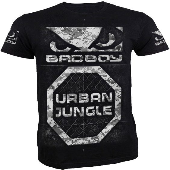 Футболка Bad Boy Urban Jungle