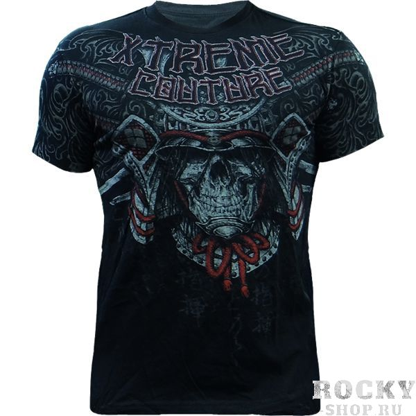 Футболка Xtreme Couture Bird Samurai by Affliction