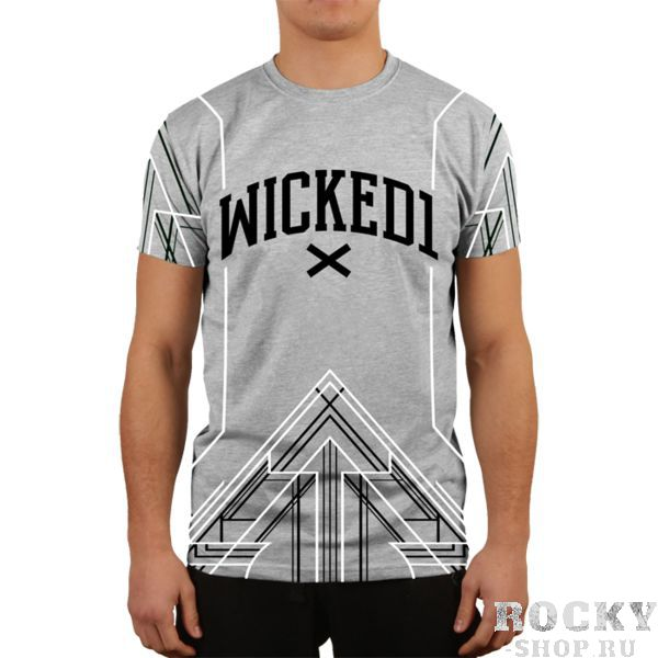Футболка Wicked One Kheops Grey
