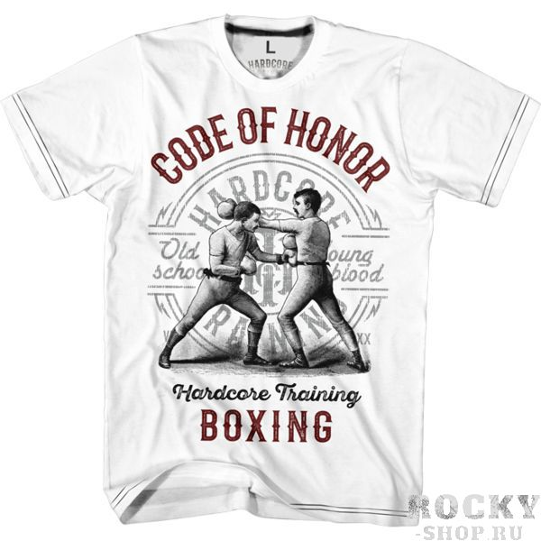 Футболка Hardcore Training Code Of Honor