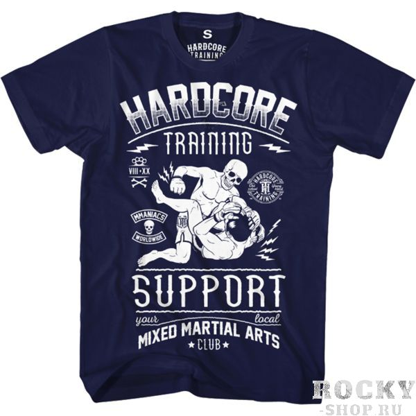 Футболка Hardcore Training MMA