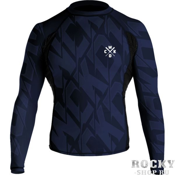 Рашгард Wicked One Ultimate Navy