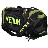 Сумка Venum Trainer Lite Black/ Neo Yellow
