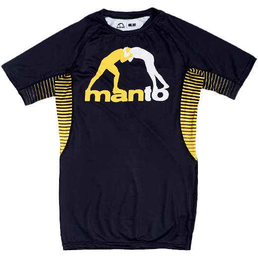 Рашгард Manto Logo Black
