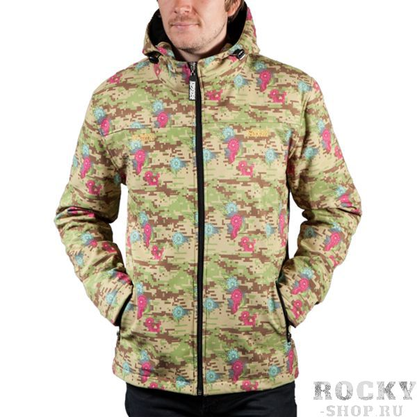Ветровка Scramble Floral Jacket