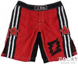 Шорты MMA Fairtex «Stars», red