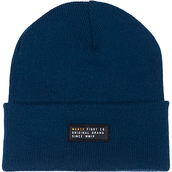 Шапка Manto Label Navy