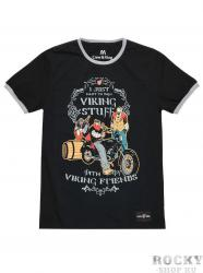 Футболка CrewandKing Viking Stuff