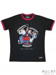 Футболка CrewandKing Work-Have Fun-Rest
