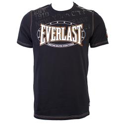 Футболка Everlast Premium Sports Black