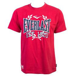 Футболка Everlast Sports Marl 1910 Red