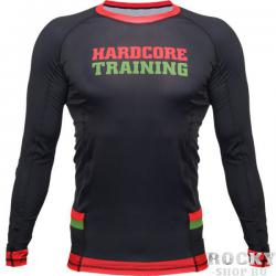 Рашгард Hardcore Training Red-Green