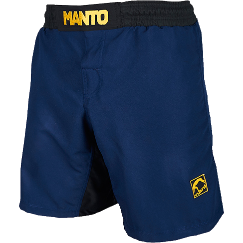 Шорты Manto Emblem Navy Blue