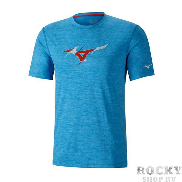 Мужская футболка MIZUNO J2GA8009 23 IMPULSE CORE GRAPHIC TEE