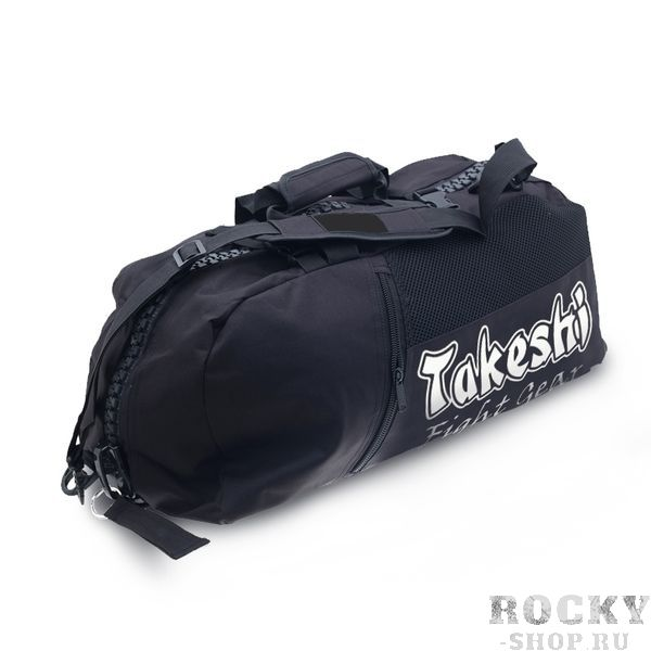 Сумка-рюкзак Takeshi Fight Gear Black