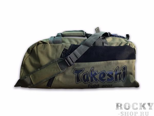 Сумка-рюкзак Takeshi Fight Gear Khaki