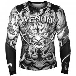 Рашгард Venum Devil - White/Black L/S