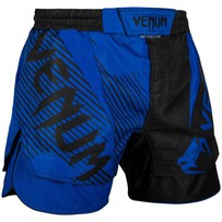 Шорты ММА Venum NoGi 2.0 Black/Blue