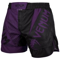 Шорты ММА Venum NoGi 2.0 Black/Purple