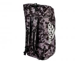 Сумка-рюкзак Training 2 in 1 Camo Bag Combat Sport L черно-камуфляжная