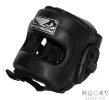 Шлем боксерский Bad Boy Pro Series 2.0 Face Saver Head Guard