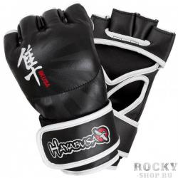 Перчатки ММА Hayabusa Ikusa 4oz MMA Gloves - Black