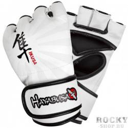 Перчатки ММА Hayabusa Ikusa 4oz MMA Gloves - White