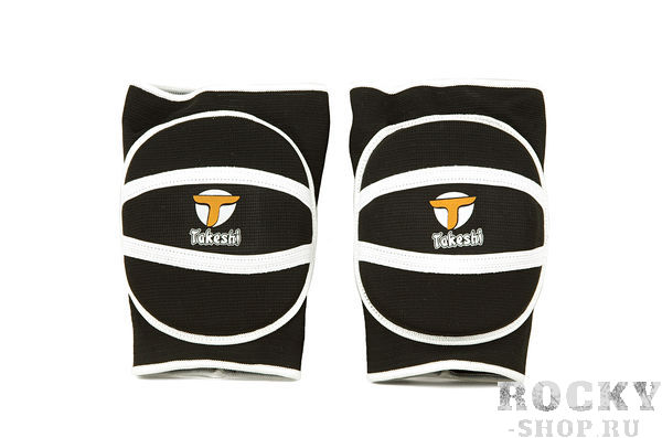 Наколенники Takeshi Fight Gear Black